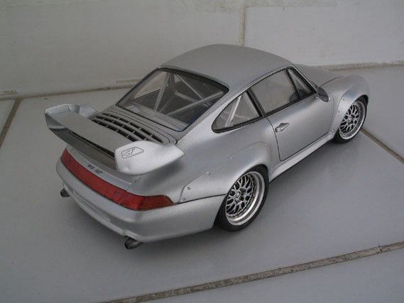 1 24 tamiya porsche 911 gt2 by koray bayramoglu. Black Bedroom Furniture Sets. Home Design Ideas