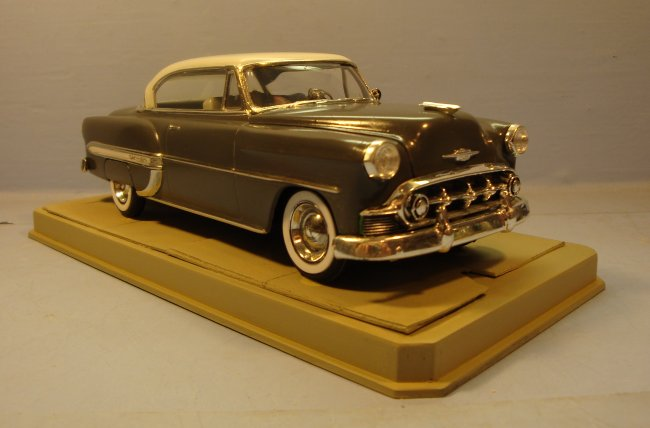 1/24 Monogram '53 Chevy Bel Air by Jerry Hawhee (Old Blind ...