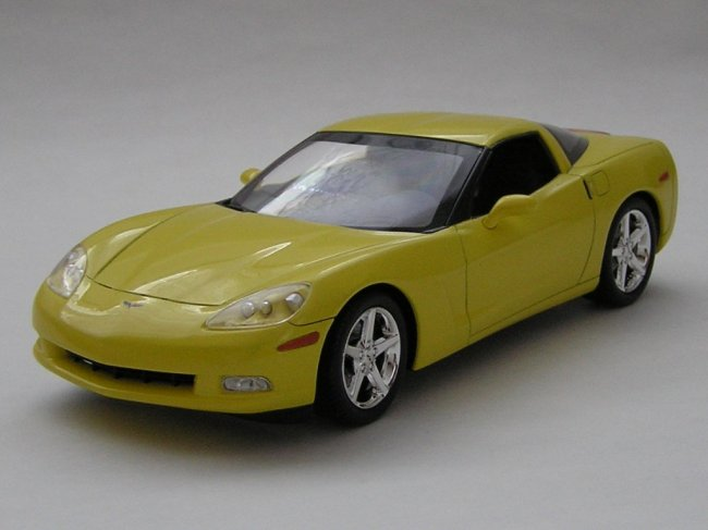 here is my chevrolet corvette c6 built directly from the box colors. Cars Review. Best American Auto & Cars Review
